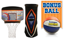 Hamper hoops as seen on tv values - Basketball hoop laundry hamper ...