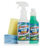 Professor amos shock it clean reviews says this product works super